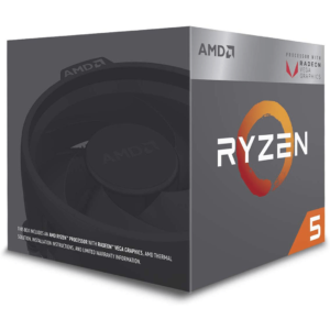 AMD Ryzen 5 2400G Quad-Core Processor