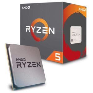 2nd Gen AMD Ryzen 5 2600X Desktop Processor